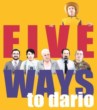 """Five Ways to Dario"" auf DVD"